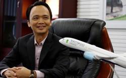 Tập đoàn FLC của ông Trịnh Văn Quyết thông qua việc thuê tàu bay và thoái vốn ở công ty con