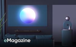 """Công nghệ OLED, Chìa khóa để tạo ra những chiếc TV có thiết kế """"không tưởng"""""""