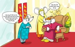 Bí quyết hốt lì xì bạc triệu tết Canh Tý từ Jack Mouse