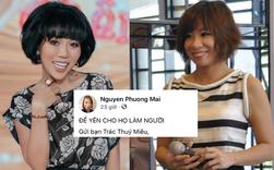MC Trác Thuý Miêu phát ngôn đàn bà không làm việc nhà thì làm được cái gì, tiến sĩ Nguyễn Phương Mai phản biện sâu sắc, thâm thuý dậy sóng cộng đồng mạng