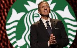 Triết lý của Howard Schultz: 'Tôi nắm lấy cuộc sống của mình trong tay, học hỏi từ bất kỳ ai, nắm lấy mọi cơ hội và từng bước tạo nên thành công cho mình'