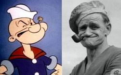Nhân vật thủy thủ Popeye được lấy cảm hứng từ một người có thật, ý tưởng ăn rau chân vịt liền khỏe vô địch chỉ là để... dụ trẻ con ăn rau