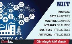 K-Group hợp tác với ông lớn Ấn Độ NIIT, đào tạo các khóa học về AI, big data, blockchain…