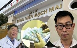 Bộ Công an yêu cầu Bệnh viện Bạch Mai trả 1,4 tỷ đồng tiền ăn chênh lệch