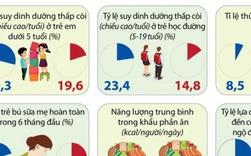 Bức tranh tổng thể về dinh dưỡng của người Việt năm 2020
