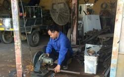 Ngậm ngùi rời bục giảng, giáo viên hợp đồng đi làm thợ hàn, bán hàng online