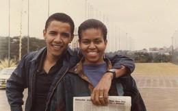 Sông có thể cạn, núi có thể mòn nhưng tình yêu của Tổng thống Obama dành cho vợ không bao giờ thay đổi!