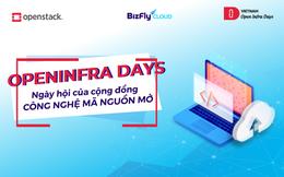 OpenInfra Days – Ngày hội của cộng đồng công nghệ mã nguồn mở