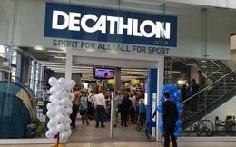 Ra mắt cửa hàng bán lẻ Decathlon rộng 4.300m2 đầu tiên tại Việt Nam