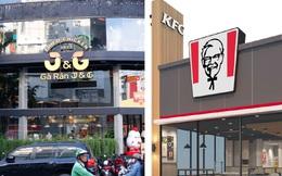 Thị trường gà rán 2020: Vị Tây đấu vị Đông