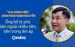 Johnathan Hạnh Nguyễn: Đại gia ngàn tỷ đồng nhưng vẫn gửi cho con từ chai nước súc miệng, luôn góp mặt trong các sự kiện trọng đại của các con