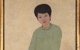 Bức tranh 'Chân dung Madam Phương' của họa sĩ người Việt đạt kỷ lục 3,1 triệu USD