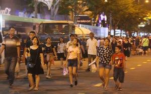 Khách du lịch đến Đà Nẵng tăng 50% trong 2 tháng lễ hội pháo hoa quốc tế