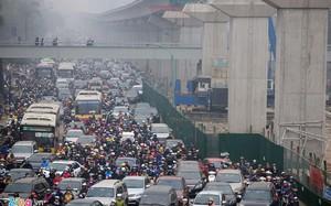 Cấm xe máy trong nội thành Hà Nội: Hơn 90% nhân dân thủ đô đồng ý!