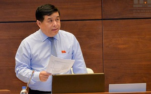 Dự thảo luật đầy tâm tư của Bộ trưởng Nguyễn Chí Dũng chờ Quốc hội nhấn nút