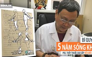 Bác sĩ vẩy tay dịch cân kinh chữa ung thư di căn: Bí quyết 4 chữ T và 5 loại thuốc mới