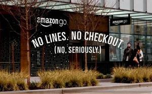 Bạn sẽ phải sởn gai ốc về những trải nghiệm ngoạn mục ở Whole Foods khi về tay Amazon: Không đăng ký, không xếp hàng, và không mang vác