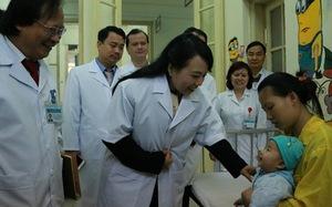 Bộ Y Tế: Gần 90% người bệnh hài lòng về thái độ phục vụ của nhân viên y tế
