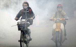 Xe máy tung hoành ra sao trên đường phố Hà Nội?