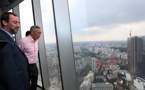 Thủ tướng Lý Hiển Long đăng Facebook khen ngợi thành phố Hồ Chí Minh