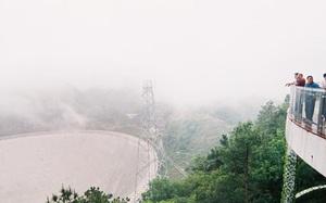 Bên trong chiếc kính viễn vọng lớn nhất thế giới ở Trung Quốc và khát vọng tìm kiếm sự sống ngoài hành tinh