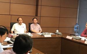 Thủ tướng: Người dân, doanh nghiệp mong chờ, nhưng chúng ta chưa làm tròn trách nhiệm!