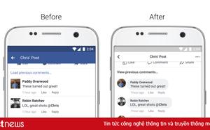 Facebook vừa thay đổi giao diện, bạn đã biết chưa?