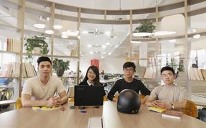 Trải nghiệm thiết bị thông minh cho mũ bảo hiểm, biết gọi báo người thân khi bạn gặp tai nạn do nhóm sinh viên Việt chế tạo