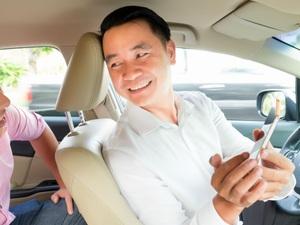 Uber vừa ra tính năng mới giúp dân công sở kiếm thêm thu nhập