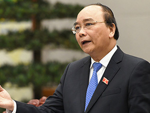 Thủ tướng: Việt Nam không đón chào các nhà đầu tư coi đây là nơi chuyển giá hay gây ô nhiễm môi trường