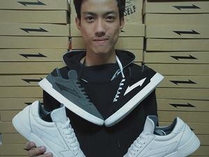 Tự thiết kế, tự sản xuất giày thương hiệu riêng, chàng trai sinh năm 1993 mang khát vọng bảo vệ đôi chân Việt