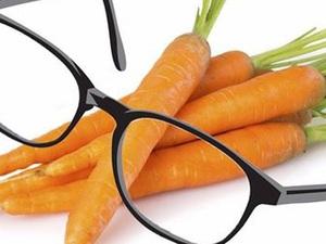 Ba loại thực phẩm dành cho mắt tốt hơn cà rốt