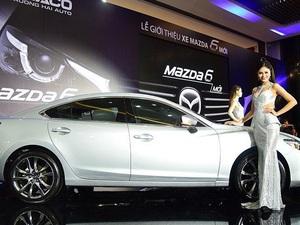 Năm 2017 giá xe Mazda vẫn tiếp tục rẻ hơn?