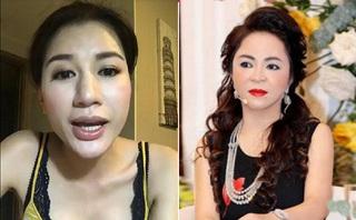 Bà Phương Hằng tiếp tục livestream đòi gặp đâu đánh đó cựu người mẫu Trang Khàn và cảnh cáo đanh thép: cái miệng nó kiện cái thân