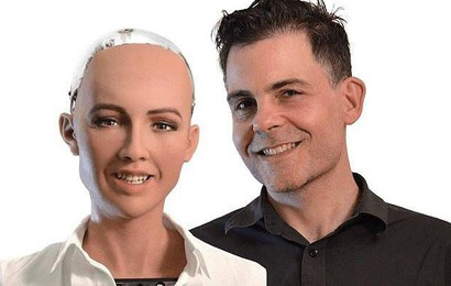 Giải pháp cho tình trạng mất cân bằng dân số: Chúng ta có thể cưới các robot đẹp giống hệt người thật vào năm 2045
