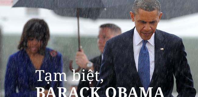 Tạm biệt, Barack Obama