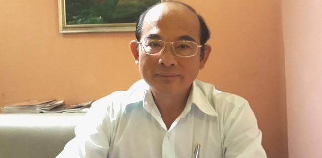 GS.Từ Trung Chấn, người biến cát thành năng lượng mặt trời