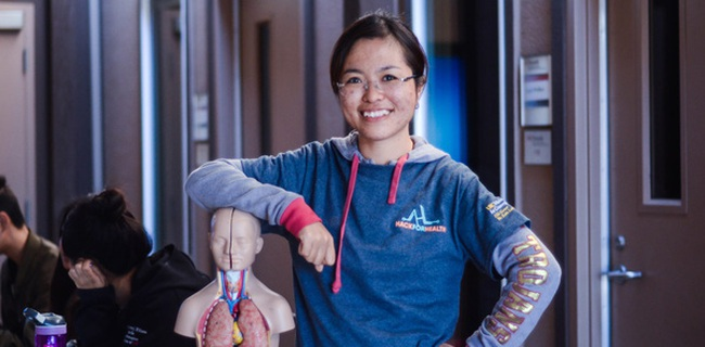 Nữ hoàng startup Việt Nam: Nếu đời ném cho bạn căn bệnh ung thư, hãy biến nó thành một ý tưởng khởi nghiệp