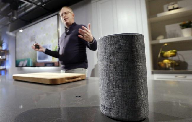 Kết quả hình ảnh cho Alexa khiến ngôi nhà của bạn trở nên thông minh hơn