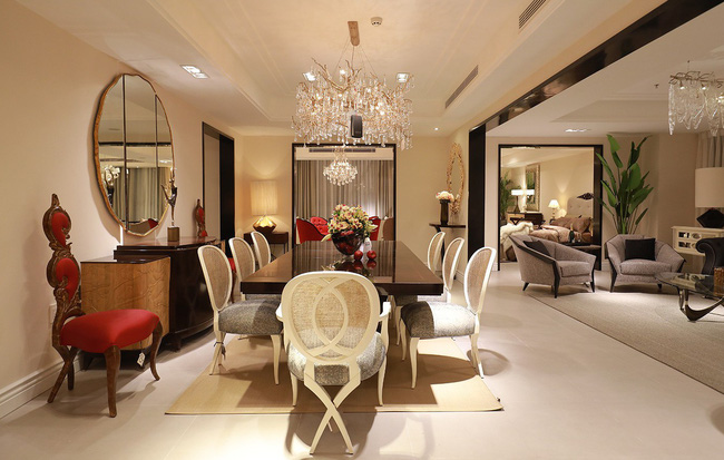 Cdc Home Design Center Ra Mắt Showroom Thứ 6 Tại Hà Nội