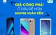 """""""Điện thoại rẻ nhất - Ở đâu rẻ hơn Shopee hoàn tiền"""" – Cuộc cạnh tranh của các sàn TMĐT năm 2017 đã bắt đầu"""