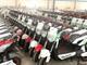 Phải 2 SVĐ Mỹ Đình mới xếp đủ số xe điện HKbike bán 1 ngày