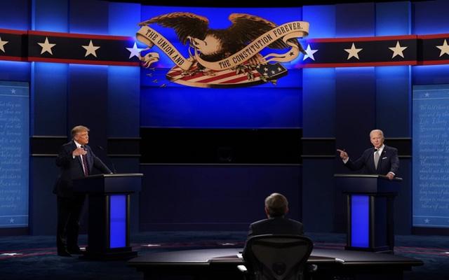 Bầu cử Mỹ: Hủy tranh luận tổng thống lần 2 - Ảnh 1.