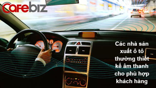Bí mật thiết kế âm thanh và nghệ thuật câu khách của các nhà sản xuất ô tô, máy hút bụi cho tới snack khoai tây chiên - Ảnh 2.