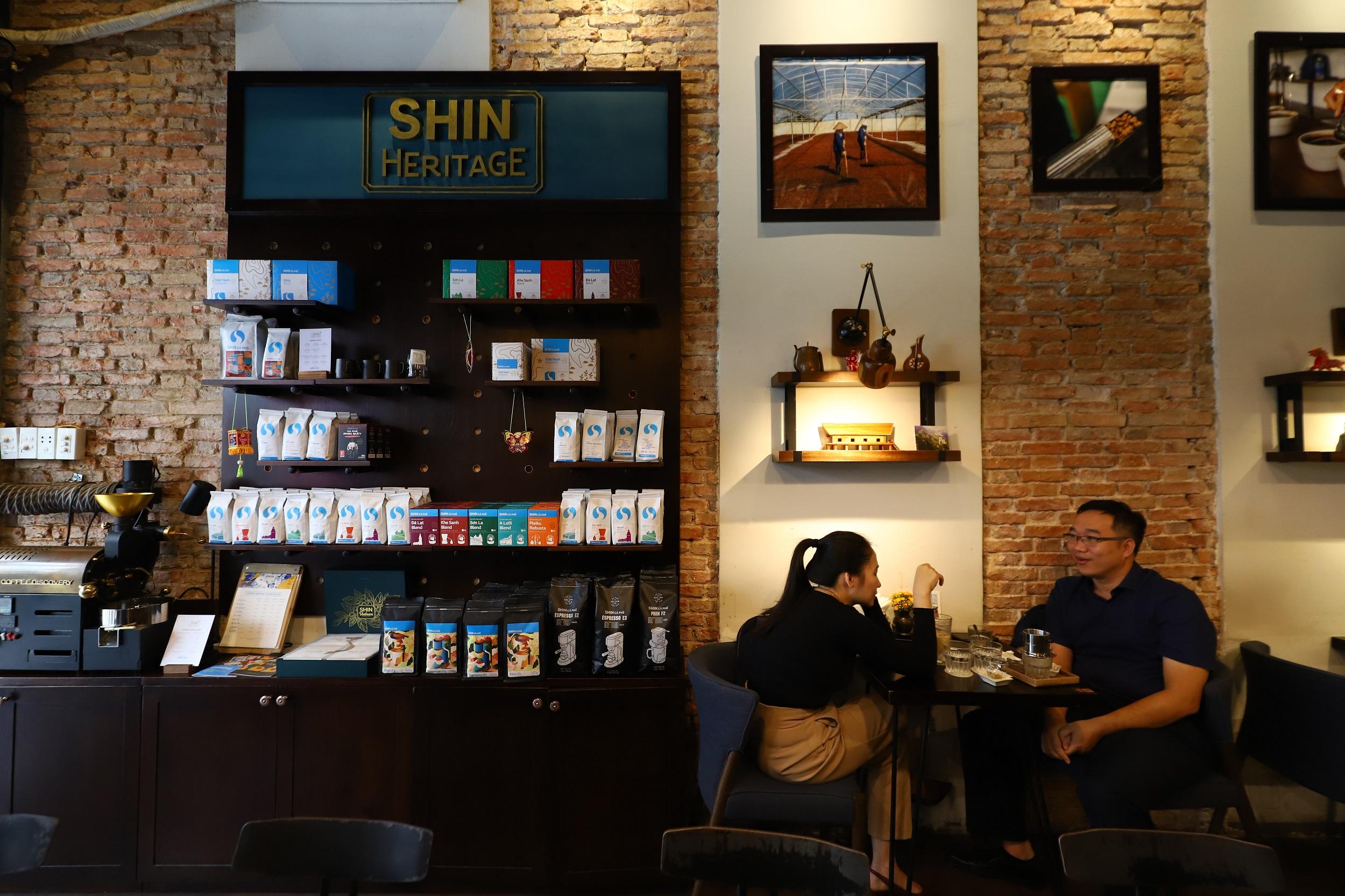 Nhà sáng lập SHIN Cà Phê Nguyễn Hữu Long: Hành trình nâng tầm cà phê thành sản vật quốc gia - Ảnh 3.