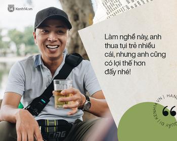Gặp gỡ YouTuber tạo nên cơn sốt cá kho phố cổ Hà Nội, gần 40 tuổi vẫn quyết khởi nghiệp làm food blogger - Ảnh 3.