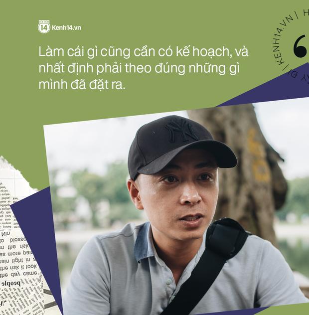 Gặp gỡ YouTuber tạo nên cơn sốt cá kho phố cổ Hà Nội, gần 40 tuổi vẫn quyết khởi nghiệp làm food blogger - Ảnh 6.