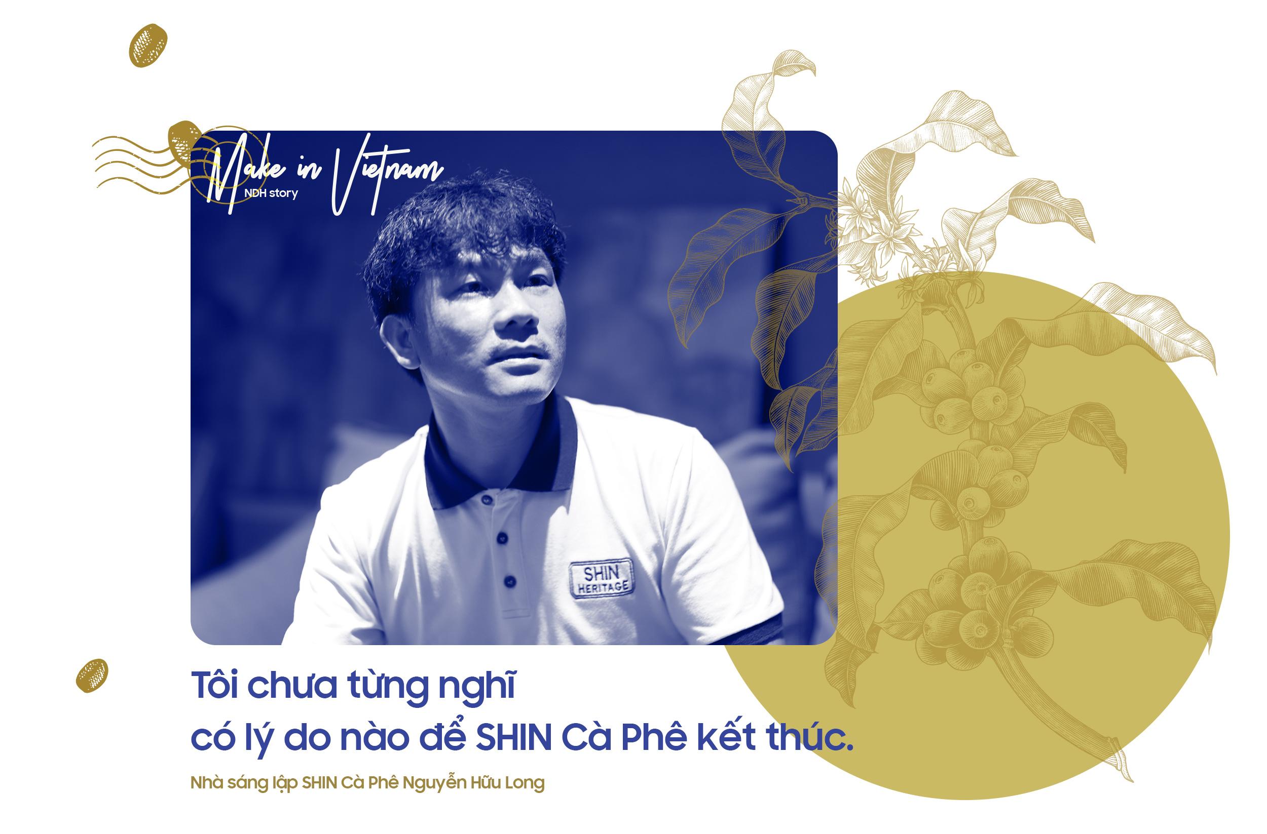 Nhà sáng lập SHIN Cà Phê Nguyễn Hữu Long: Hành trình nâng tầm cà phê thành sản vật quốc gia - Ảnh 11.