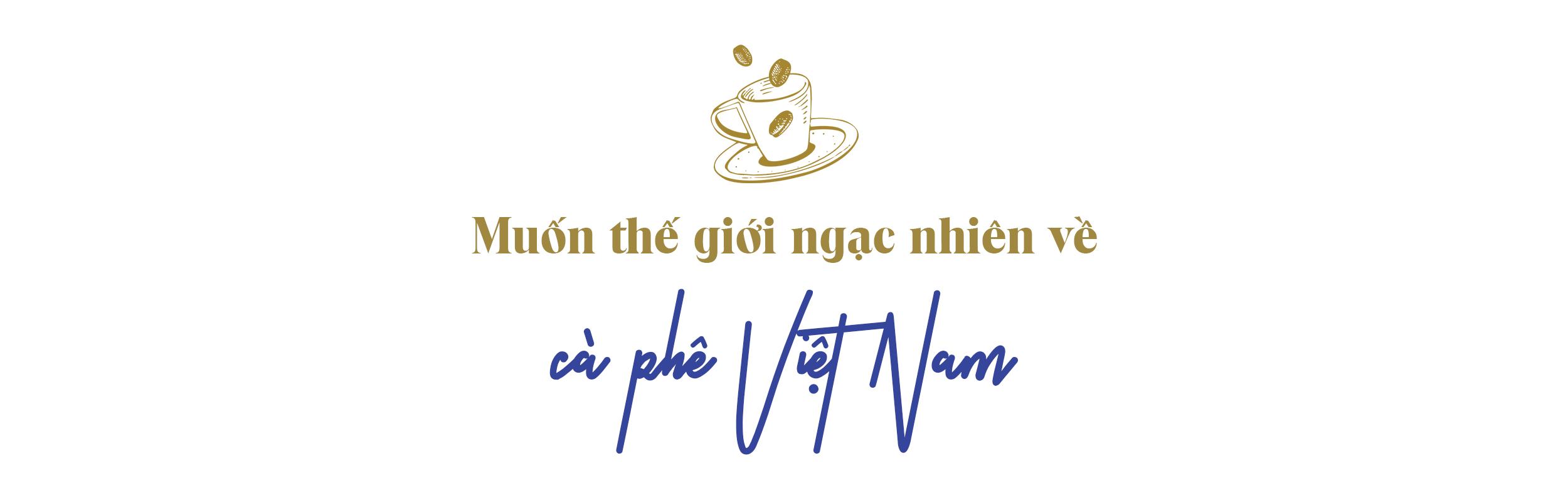 Nhà sáng lập SHIN Cà Phê Nguyễn Hữu Long: Hành trình nâng tầm cà phê thành sản vật quốc gia - Ảnh 1.