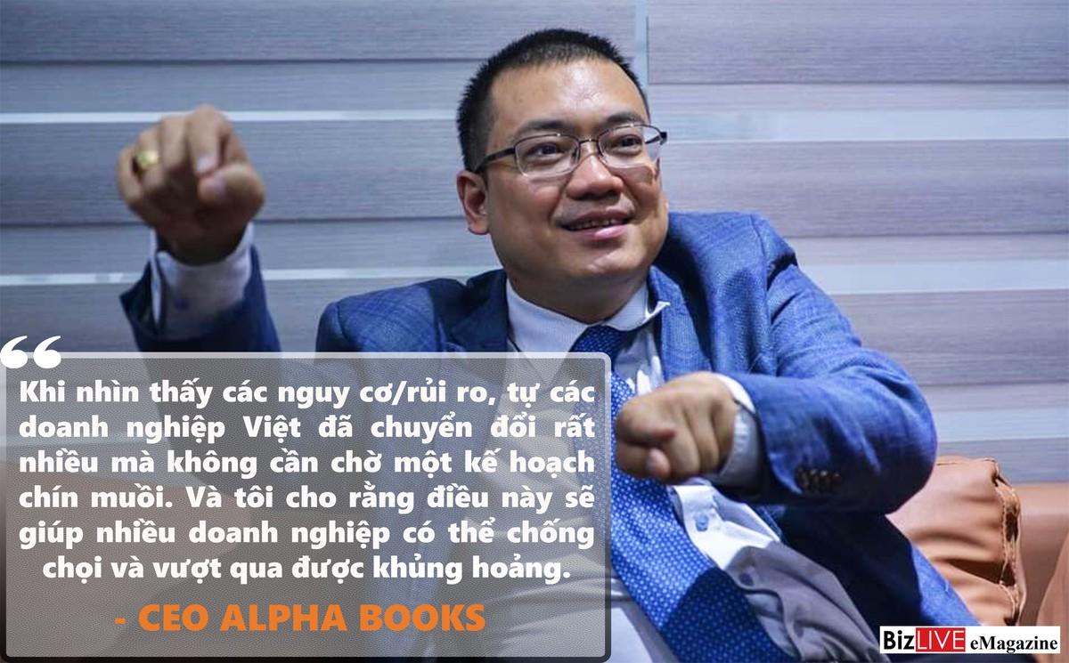 """CEO Alpha Books: """"Sự thay đổi của thời cuộc buộc doanh nhân phải đọc nhiều hơn"""" - Ảnh 3."""